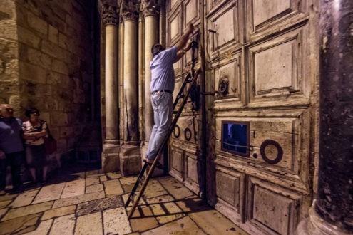 Les Églises chrétiennes de Jérusalem refusent de payer des impôts fonciers