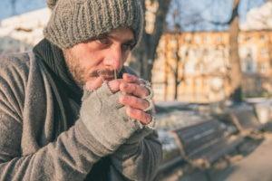 Le froid, les protestants et la pauvreté