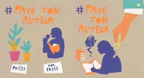 # Paye ton auteur : un doux vent de révolte souffle sur Livre Paris 2018