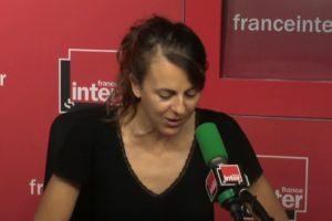 Nicole Ferroni, une humoriste impliquée