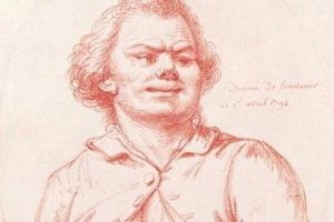 Portrait de Danton