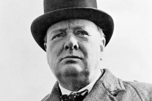 Dans les souvenirs de Winston Churchill
