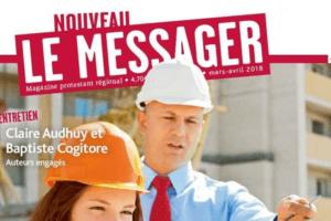 Rencontre avec Bernard Guillot, directeur du Nouveau Messager