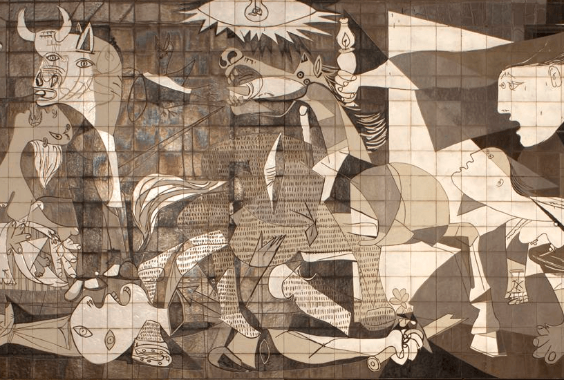 """""""Guernica"""", l'expo sur le chef-d'œuvre de Picasso"""