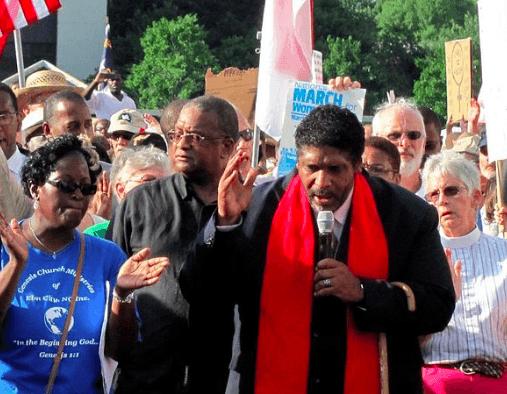 Sur les pas de Martin Luther King avec le pasteur William Barber