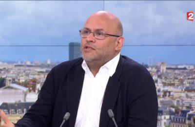 Bertrand Dicale, journaliste à l'esprit libre