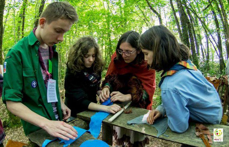 Spécial vacances 2018 : avez-vous pensé au camp scout ?