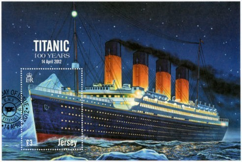 10 avril 1912. Le violon du Titanic