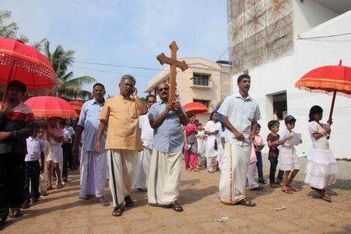 Inde : escalade de la persécution