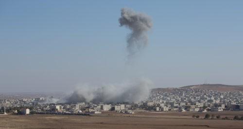 Frappes en Syrie : l'analyse d'une historienne