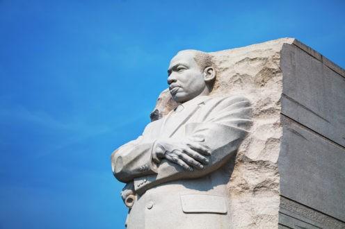 Martin Luther King, la non-violence qui dérange