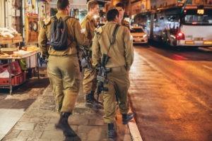 Trois mois à Jérusalem, « cité de paix »