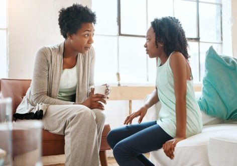 Enfants, parents : maintenez le dialogue !
