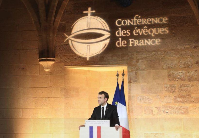 Réaction protestante au discours d'Emmanuel Macron aux catholiques