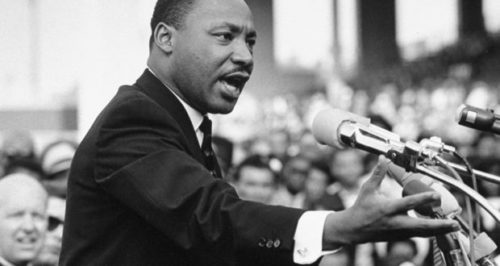Martin Luther King : 1929-1968