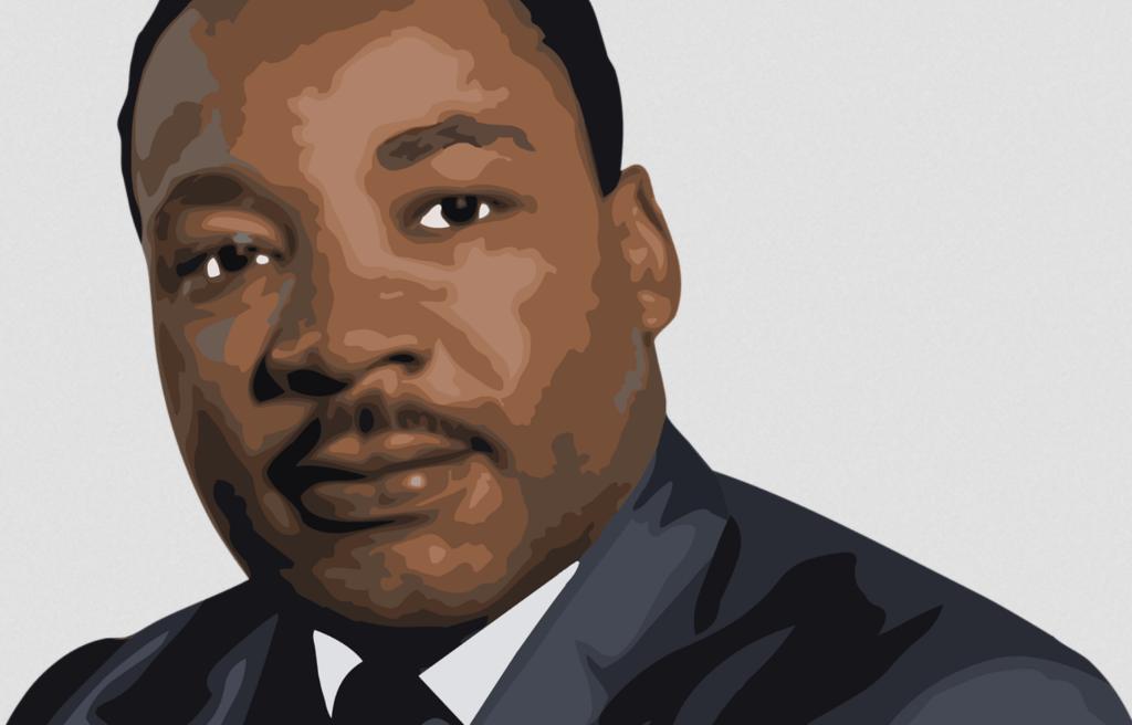 Martin Luther King, prophète de la non-violence