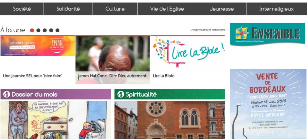 Presse régionale : un nouveau portail web