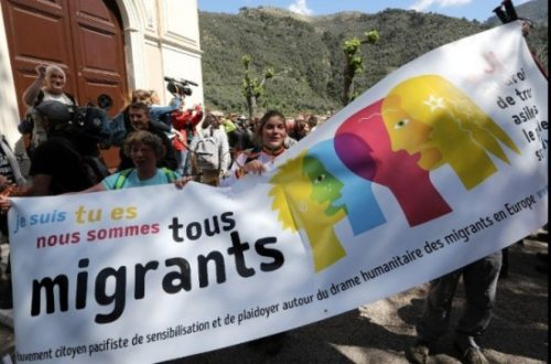 Une marche solidaire pour sensibiliser à la question migratoire