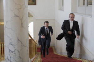 Il y a un an, l'élection d'Emmanuel Macron