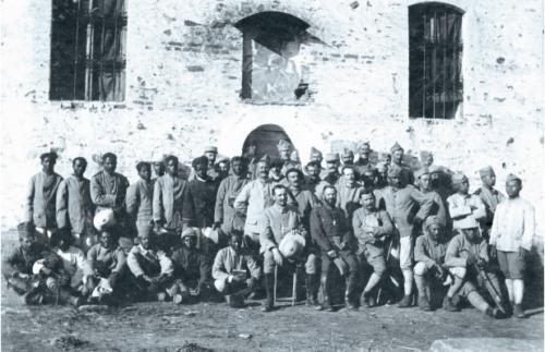 1914-1918 : des soldats venus d'au-delà des mers