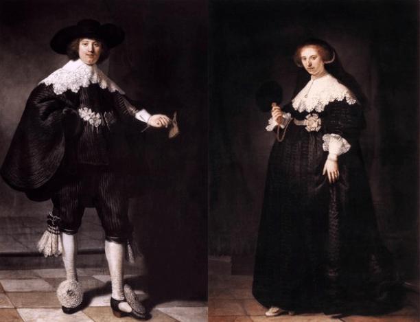 Deux œuvres rares de Rembrandt enfin réunies