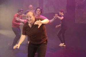 Entre travail et danse, la vie au-delà du handicap