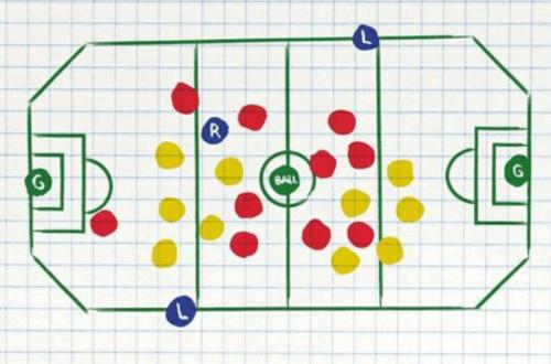 """Football infini"" dans les salles obscures"