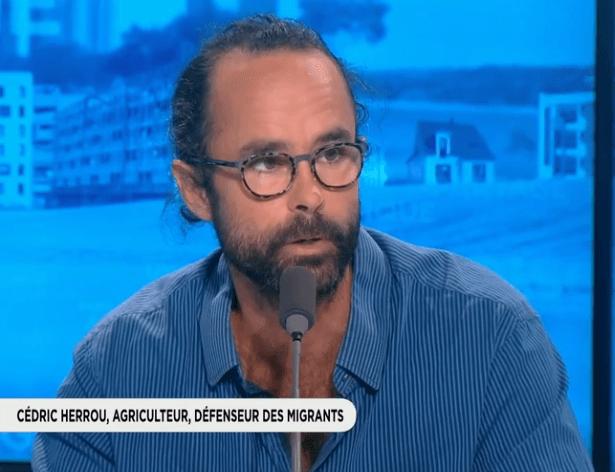 3 questions à Cédric Herrou