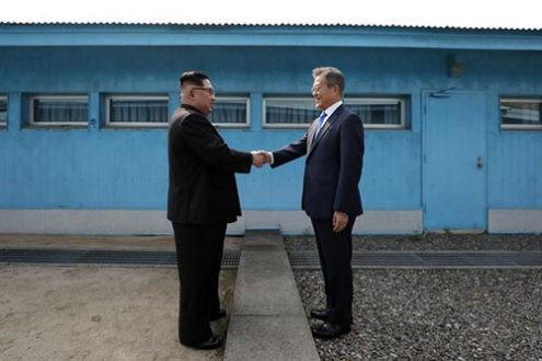 Corée du Nord : déclaration de paix historique