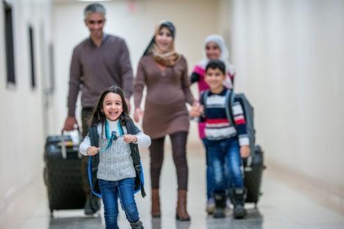 Réfugiés : les recommandations de la Fondation Diaconesses de Reuilly