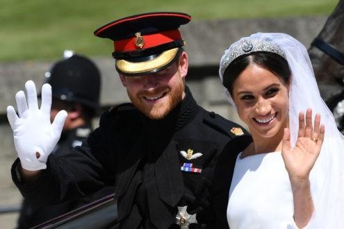 Coût de projecteur sur les épiscopaliens avec le mariage royal