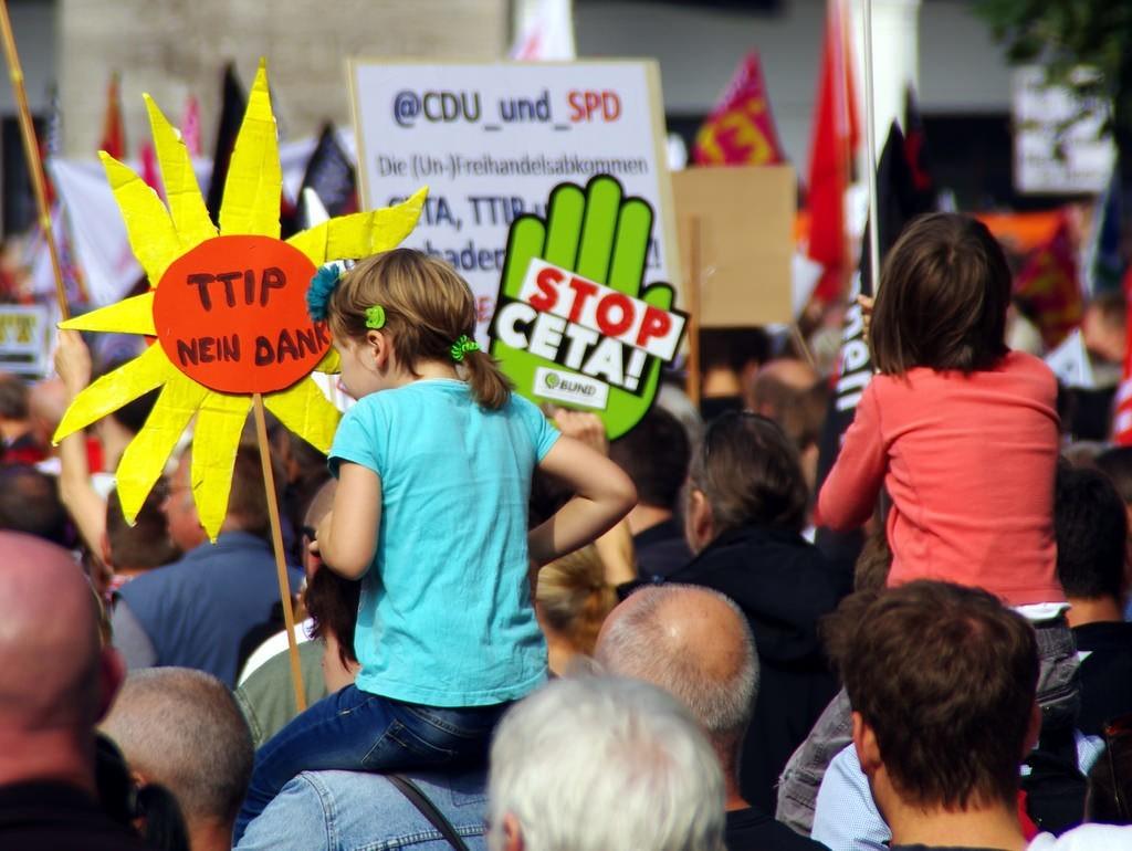CETA : comment repenser le libre-échange ?