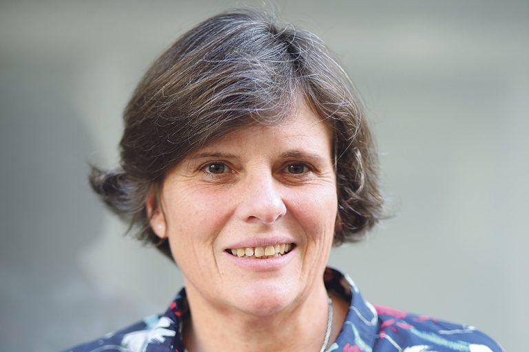 Elsbeth Scherrer, la Bible, passionnément