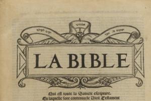 4 juin 1535. Dieu parle directement en français