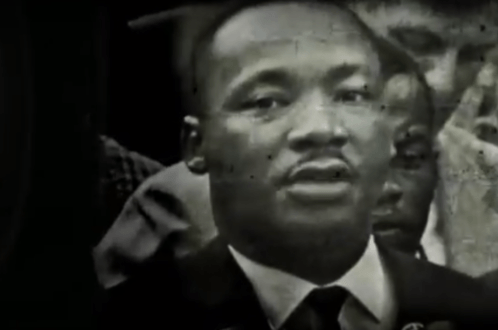 Martin Luther King : la force d'aimer