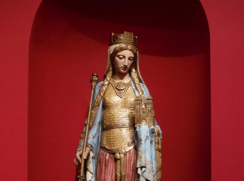 En couleurs, la sculpture polychrome en France