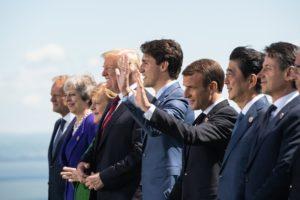 Le sommet du G7 2018, un fiasco