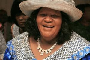 Maman Olangi, mort d'une guerrière de l'Esprit