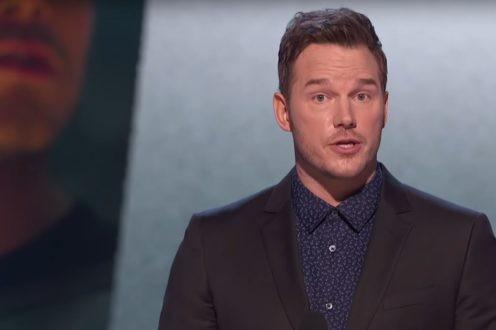Chris Pratt parle de Dieu lors des MTV Movie & TV Awards