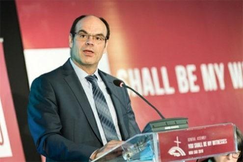 Christian Krieger élu président de la Conférence des Églises européennes