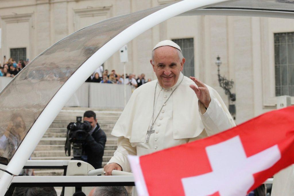 Point de vue protestant sur la visite du pape François