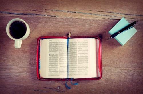 En ce qui concerne la Bible, il y a traduction, et traduction !