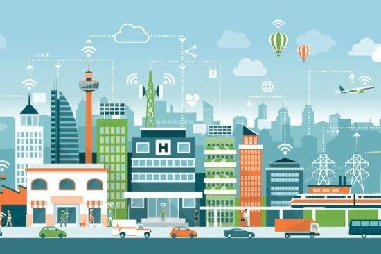 « Smart city » : l'avenir de la ville connectée