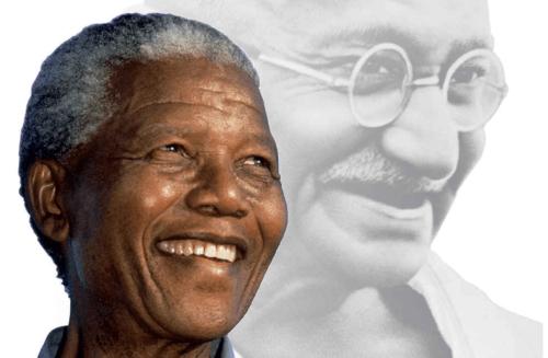 Mandela et Gandhi : la sagesse peut-elle sauver le monde ?