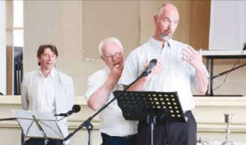 Fête du consistoire du Tarn… J'veux du blues !