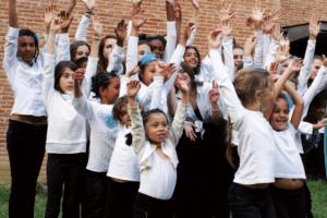 Chorale Aquarium : une grande passion pour Jésus !