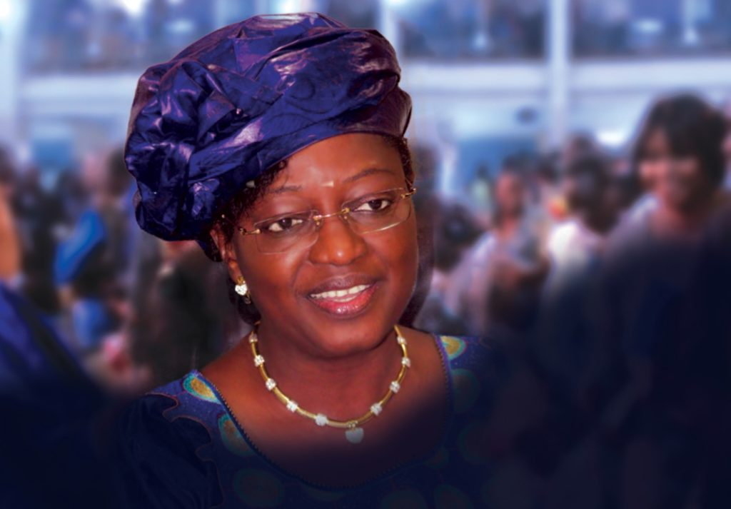 Hortense Karambiri, l'expertise et la foi