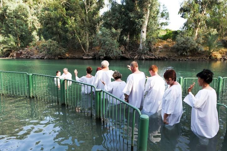 Le baptême et ceux qui viennent d'autres Églises