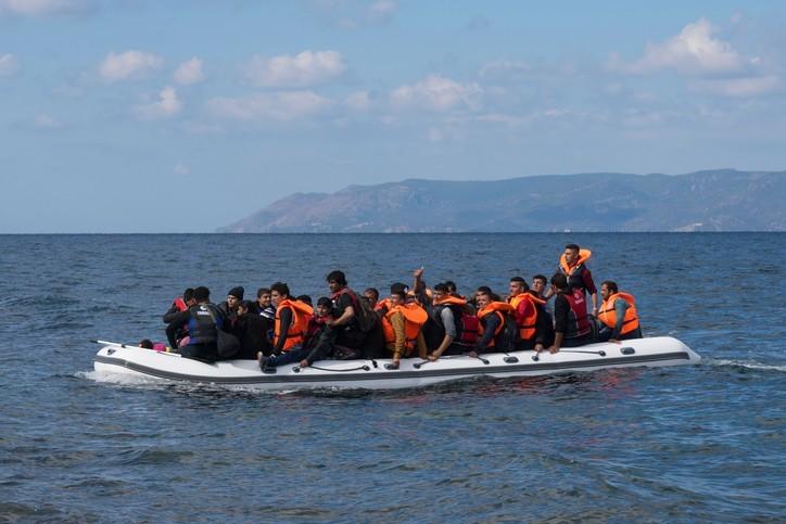 Jésus, la pêche miraculeuse et les migrants