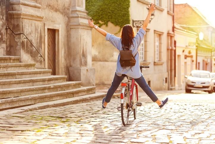 Le virus du tourisme à vélo